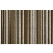 Chilewich - Mixed Stripe Shag Indoor/Outdoor Mat Oak 91x61cm