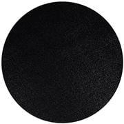 Chilewich - Shag Dot Round Indoor/Outdoor Mat Black