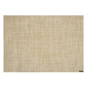 Chilewich - Basketweave White/Gold Placemat