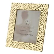 Lunares - Santorini Gold Frame 20x24cm
