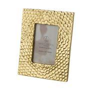 Lunares - Santorini Gold Frame 10x15cm
