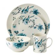 Wedgwood - Blue Bird Dinner Set 16pce