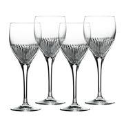Royal Doulton - Calla White Wine Set 4pce