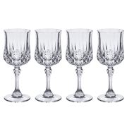 Cristal D'Arques - Longchamp Wine Set 250ml/4pce