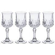 Cristal D'Arques - Longchamp Sherry Set 4pce