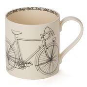 Big Tomato Company - Age of Bicycles Classic Bike Mug