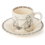 Big Tomato Company - Age of Bicycles Bike Espresso Set