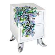 Tom's Company - White Chest of Drawers