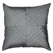 Logan & Mason - Kaleidoscope Charcoal European Pillowcase
