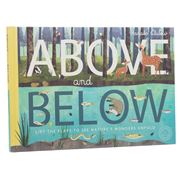 Book - Above & Below