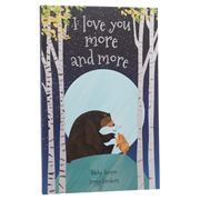 Book - I Love You More And More