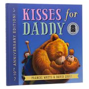 Book - Kisses For Daddy 10th Anniversary