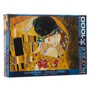 Eurographics - Klimt's The Kiss Puzzle 1000pce