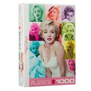 Eurographics - Marilyn Monroe Portraits 1000pc