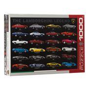 Eurographics - Lamborghini Legend Puzzle 1000pce
