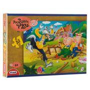 Frank - Three Little Pigs Puzzle 108pcs