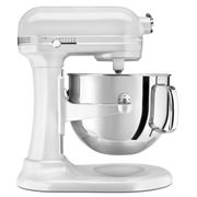 KitchenAid - Pro Line KSM7581 Frosted Pearl Stand Mixer