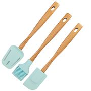 Chasseur - Duck Egg Blue Utensil Set 3pce
