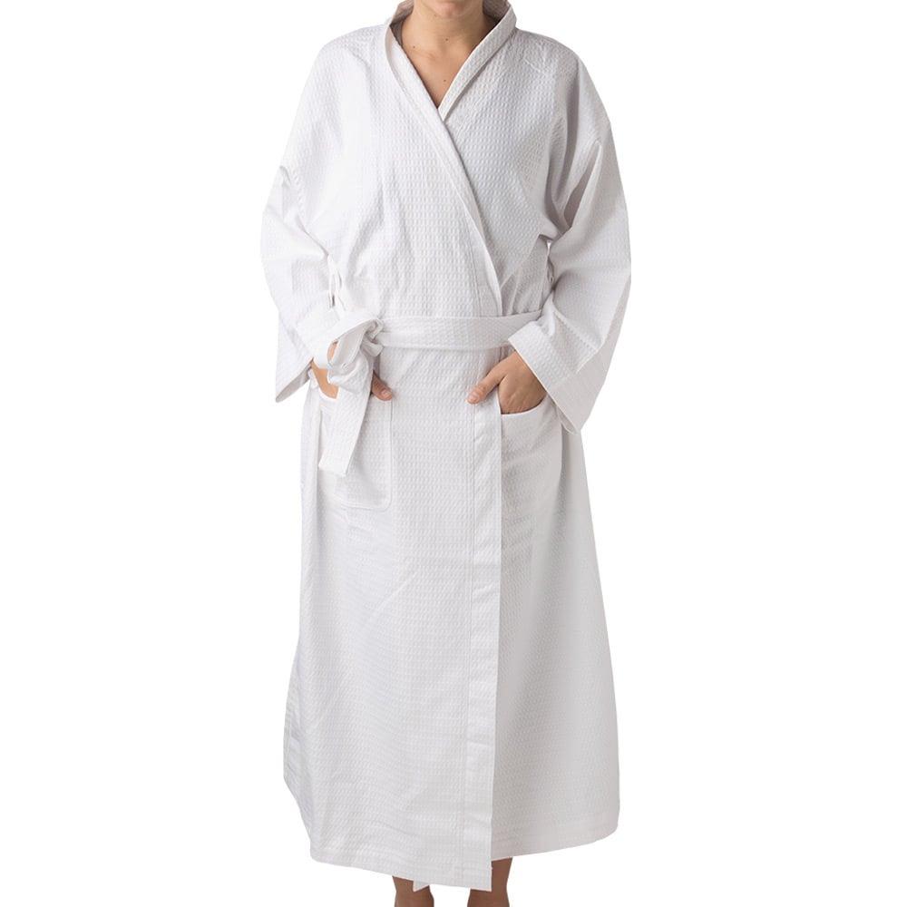Frenkel - Kimono Waffle Bathrobe  96c85b0c8
