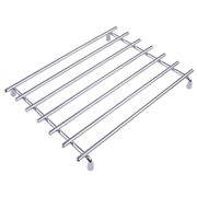 D Line - Chrome Rail Trivet