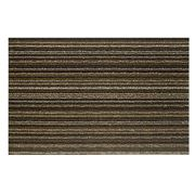 Chilewich - Indoor/Outdoor Skinny Stripe Latte Small Mat