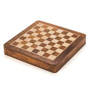 Italfama - Magnetic Wooden Chess Set with Drawer