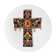 Christian Lacroix - LWYW Lacroix Black Dessert Plate