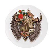 Christian Lacroix - LWYW Monseigneur Bull Dessert Plate