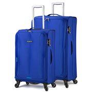 Paklite - Cairns Blue Expandable Spinner Case Set 2pce