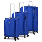 Paklite - Cairns Blue Spinner Case Set 3pce