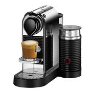 Breville - Nespresso CitiZ & Milk Chrome Coffee Machine