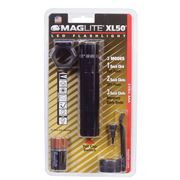 Maglite - XL50 3-Cell AAA Black Tactical Flashlight