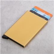 Secrid - Aluminium Card Protector Gold