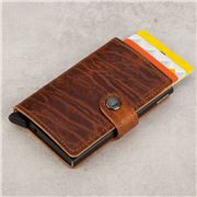 Secrid - Dutch Martin Leather Whisky Mini Wallet