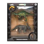 CollectA - Dinosaur Wonders Triceratops & Baryonyx Set
