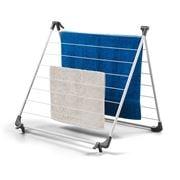 Metaltex - Cervino Plus Over The Tub Folding Clothes Dryer