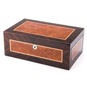 Ercolano - Briarwood Large Jewellery Box