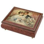 Ercolano - A Token Of Love Musical Jewellery Box