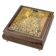 Ercolano - Adele Bloch-Bauer Musical Jewellery Box