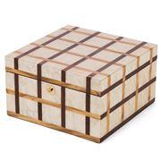 Ercolano - Sofia Small Wooden Box