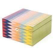Ercolano - Zag Small Wooden Box
