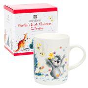 Ashdene - Matilda Bush Christmas Mug