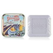 La Savonnerie De Nyons - Lavender Fields Tinned Soap 100g