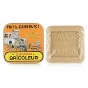 La Savonnerie De Nyons - Handyman Tinned Olive Seed Soap100g
