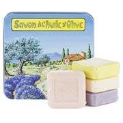 La Savonnerie De Nyons - Scenes of Provence Soap Set 4pce