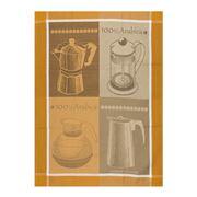 Garnier-Thiebaut - Les Cafetieres Tea Towel