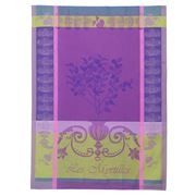 Garnier-Thiebaut - Myrtilles Tea Towel Violet