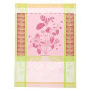Garnier-Thiebaut - Fraisier Pink Tea Towel
