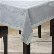 Garnier-Thiebaut - Soubise Albatre Tablecloth 172x362cm
