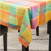 Garnier-Thiebaut - Mille Wax Creole Tablecloth 175x250cm